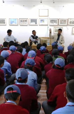 Photo Exhibition of Mammals and Birds of Ladakh by WCBCL, Leh Ladakh