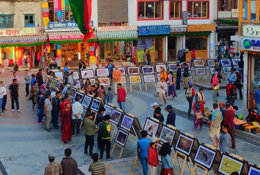 Photo Exhibition of Birds of Mammals of Ladakh 2018